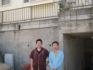 外壁塗装をご依頼いただいた千葉県S様の写真